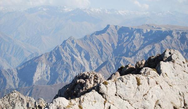 Горы Узбекистана
