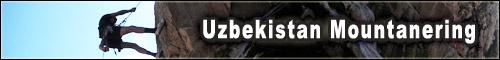 Uzbekistan Mountaineering