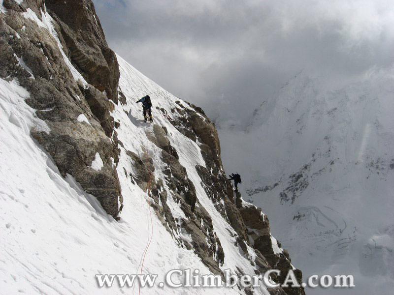 ClimberCA Mountaineering Consortium